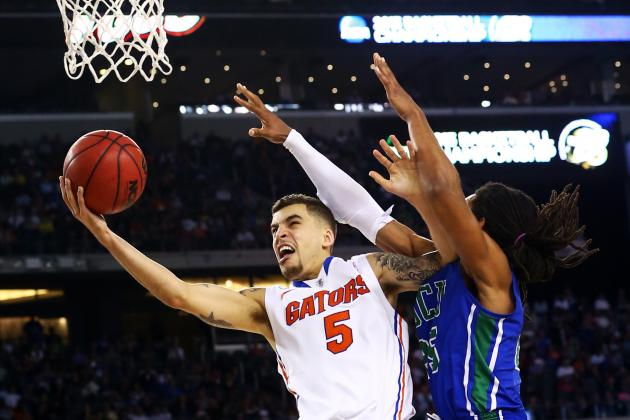 Florida vs Michigan: Power Ranking Gators' Most Crucial Players in Elite 8 Clash