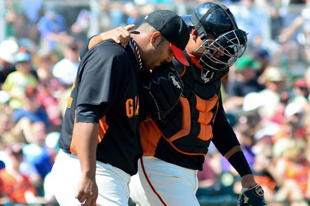 Giants Announce Opening Day Roster