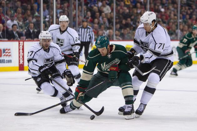 Wild Bounce Back After Loss, Win in Shootout