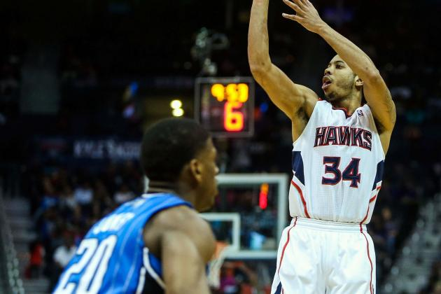 Hawks Sloppy, but Continue Dominance of Magic