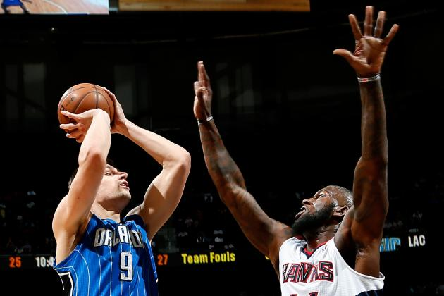 Orlando Magic lose to the Atlanta Hawks 97-88