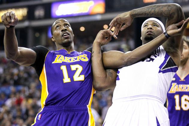 LA Lakers vs. Sacramento Kings: Live Score, Results and Game Highlights