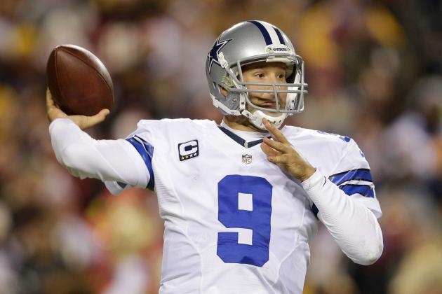 Breaking Down the Flaws in Tony Romo's Game