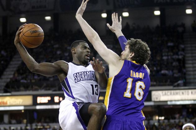 Rapid Reaction: Lakers 103, Kings 98