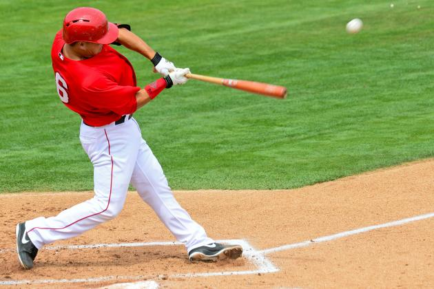 Competition Tight as Angels Make Final Cuts