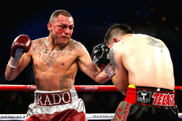 Brandon Rios vs. Mike Alvarado: Mile High Mike Gains Revenge In Epic Rematch