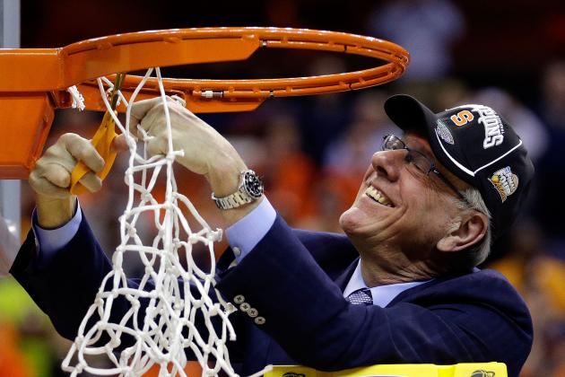 Syracuse Zone Shuts Down Marquette 55-39 as Orange Advance to Final Four