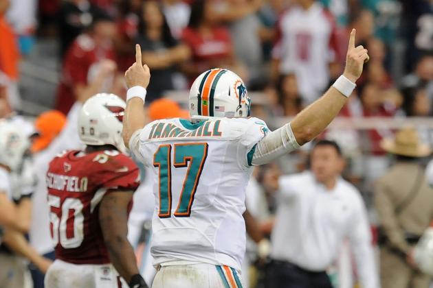 Miami Dolphins Will Field Best Team Since 1992-93