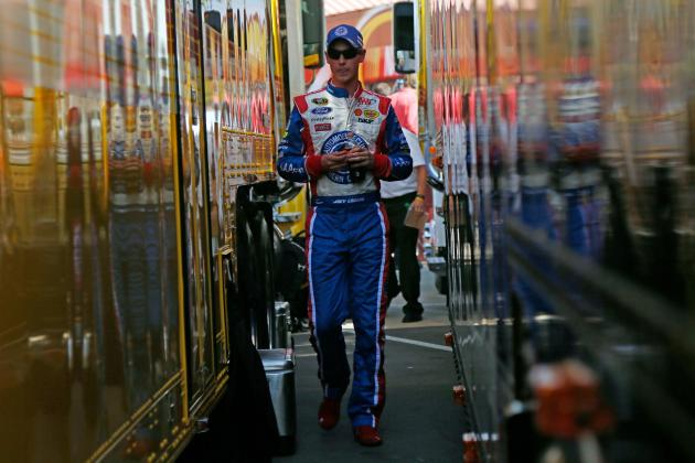 Should Joey Logano Be NASCAR's Newest Villain?