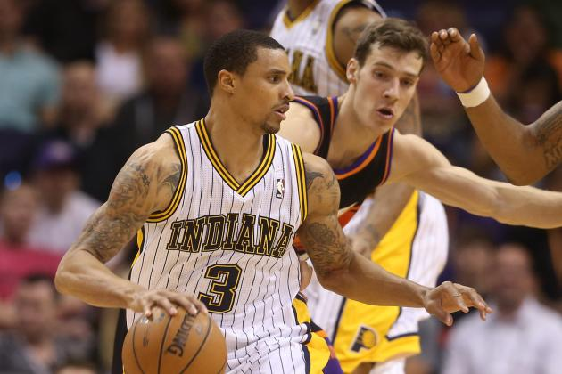 Pacers Success out West Continues