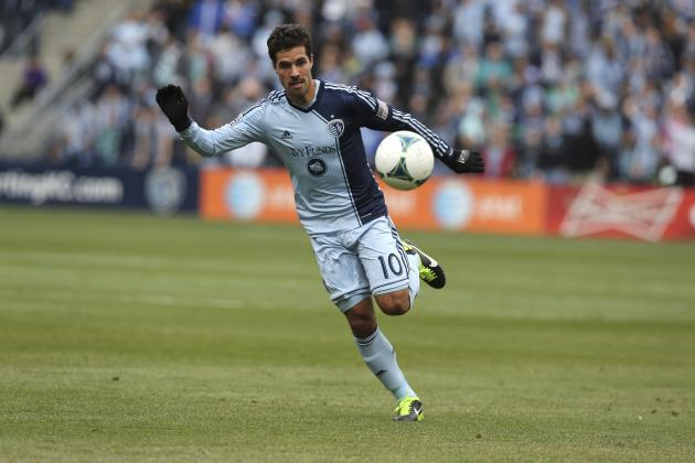 Benny Feilhaber Sets Up Both Goals in Sporting Kansas City's Win over Montreal