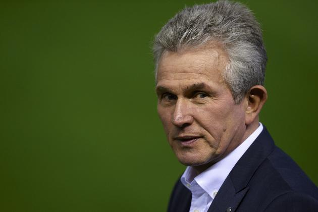 Jupp Heynckes Thought His Side Had Played 'Textbook Football'