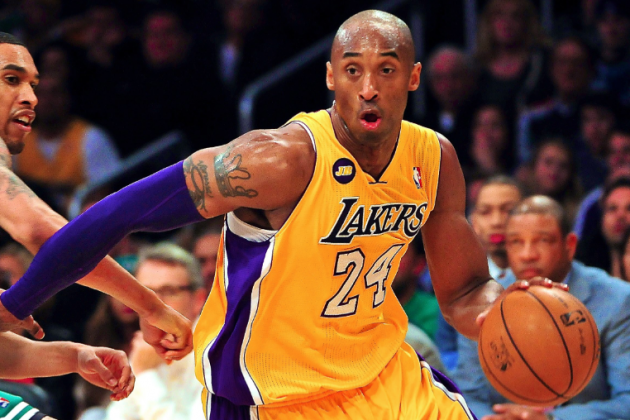 Blueprint for Kobe Bryant to Become the NBA's All-Time Leading Scorer