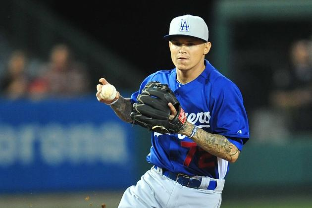 Justin Sellers to Fill in at Shortstop for Dodgers