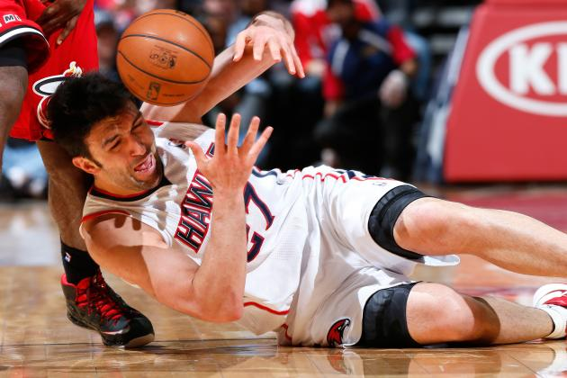 Pachulia Opts for Surgery to Repair Partially Torn Achilles