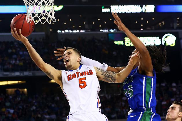 Florida Basketball: Is Third Time the Charm for Gators in Elite 8 vs. Michigan?
