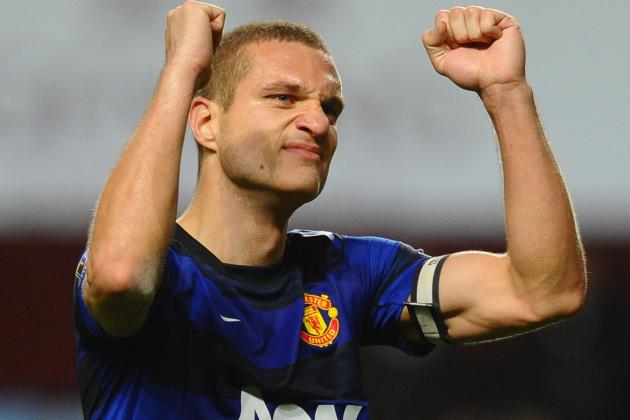 Nemanja Vidic Hopes This Season Will Bring First FA Cup Success