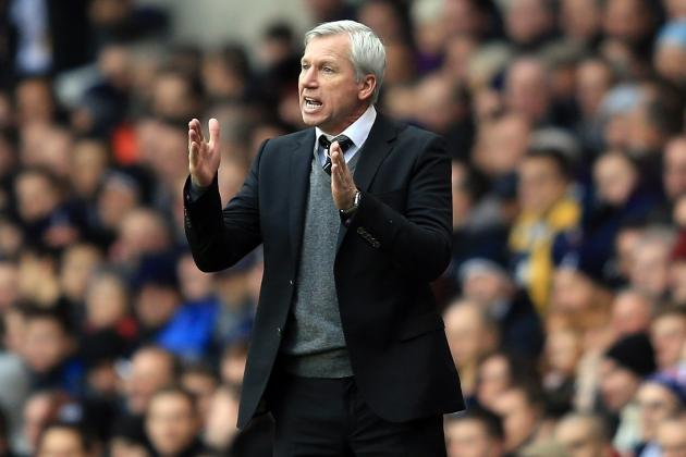 Newcastle Boss Alan Pardew Says the Premier League Remains His Priority