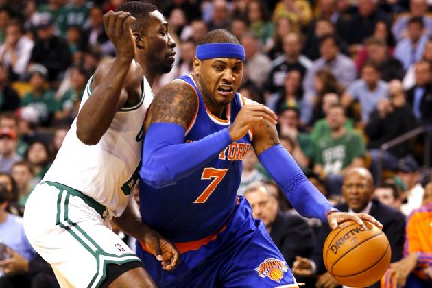 Are Boston Celtics or New York Knicks Bigger Threat in 2013 NBA Playoffs?