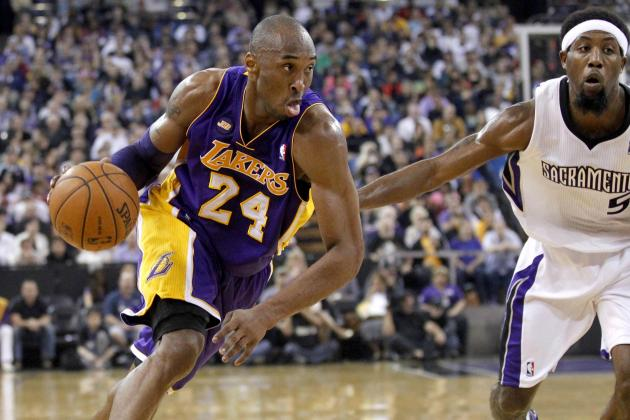 Kobe Passes Wilt, Predicts Kings Stay, Recalls Game 7