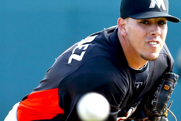 Jose Fernandez Reportedly Added to Miami Marlins Opening Day Roster