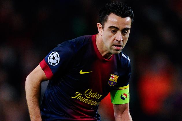 Xavi and Jordi Alba in Squad for Paris