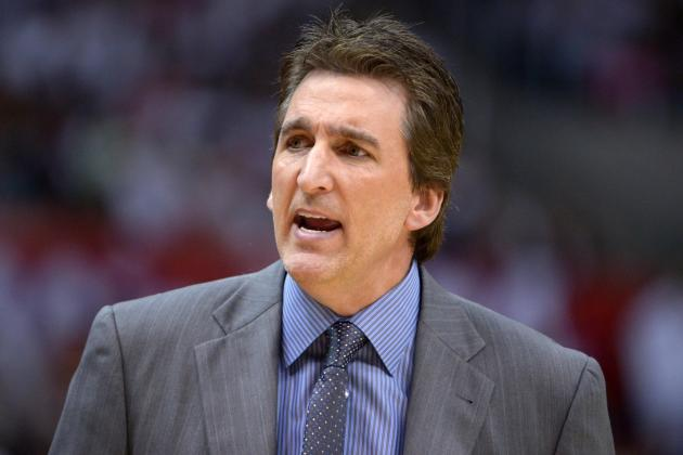 Vinny Del Negro Rips Clippers' Effort After Loss to Rockets