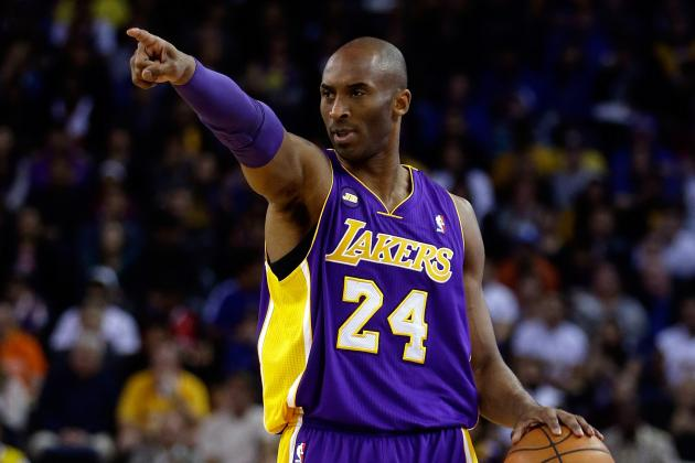 Kobe Talks About Meeting Wilt Chamberlain for the First Time