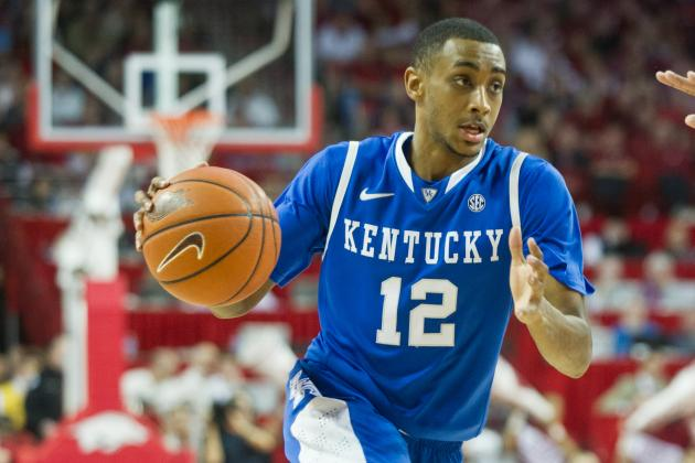 Harrow Transferring from Kentucky to Georgia State