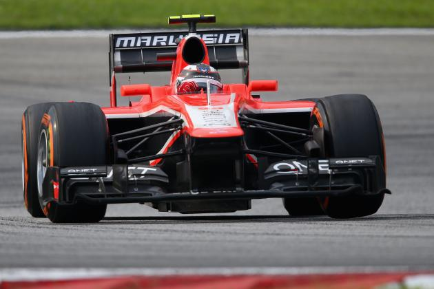 Formula 1 2013 Progress Report: Marussia