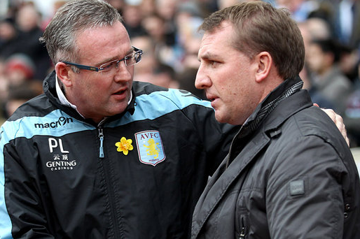 Liverpool Boss Brendan Rodgers Delighted with Fightback at Villa