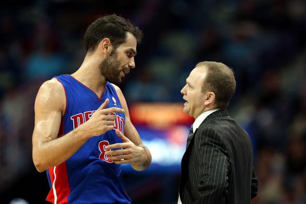 Pistons Have Painted Their Futures into Tentative Corners