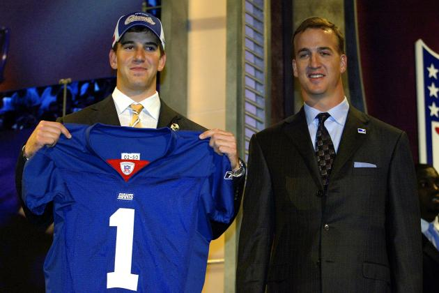 Why the New York Giants Won't Trade Up in the 1st Round of the NFL Draft
