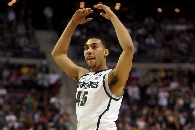 Denzel Valentine Came a Long Way, Saddened He Couldn't Do Even More