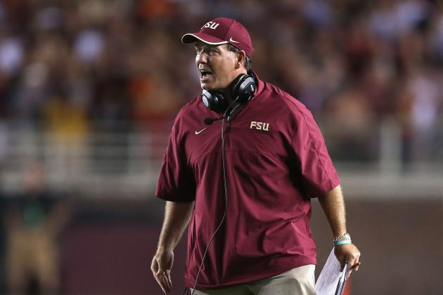 As Walker's NCAA Clearinghouse Issue Continues, FSU's Jimbo Fisher Fumes