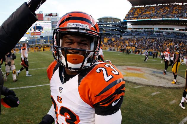 Bengals Re-Sign CB Newman, Chances Andre Smith Is Next