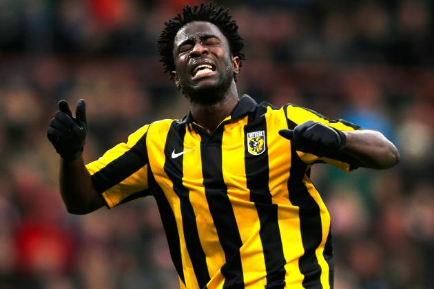 Chelsea Transfer Rumors: Wilfried Bony Not Worth the Risk for Blues