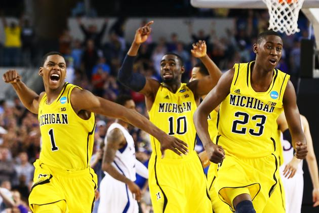 Michigan Basketball: Players Who Are on Hot Seat in Elite 8 vs. Florida