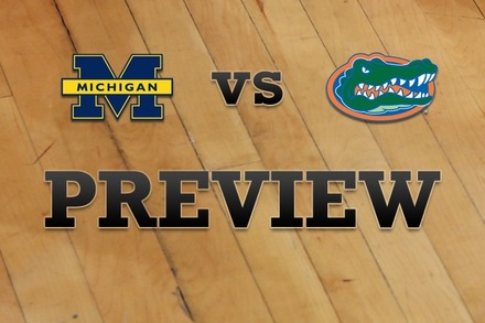 Michigan vs. Florida: Full Game Preview