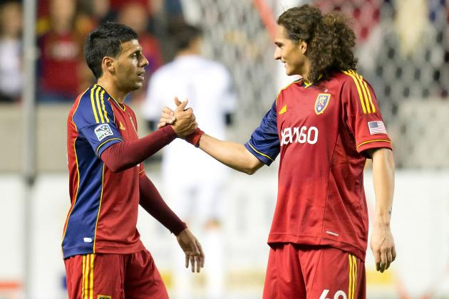 Findley and Gil Lead RSL Past Sounders