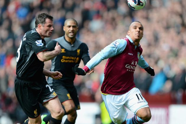 Liverpool Come from Behind to Revive Villa's Woes