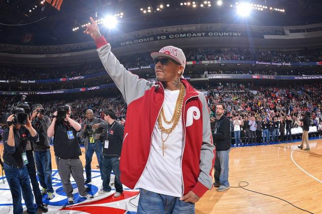 Allen Iverson Reflects on Career, Time with Sixers