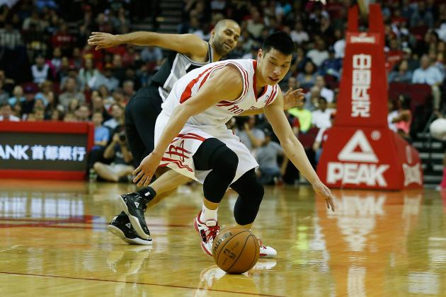 Jeremy Lin: Rockets' Star Will Lead Houston to Postseason Berth