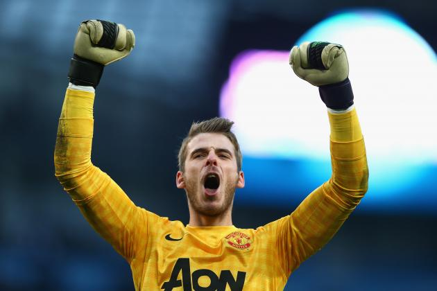 Pepe Reina vs. David De Gea: Who Wins Stats Battle of the Spanish EPL Keepers?