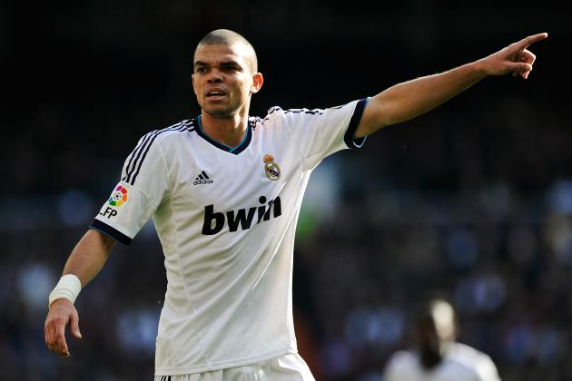Pepe 'Wouldn't Be Surprised' to Be Left out vs. Galatasaray