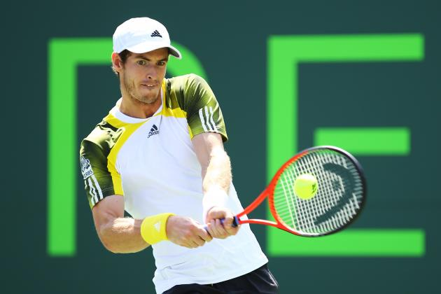 Sony Tennis Open 2013: Andy Murray Defeats David Ferrer to Win Title