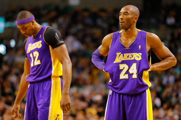 Kobe Bryant Must Follow Dwyane Wade-LeBron James Playbook with Dwight Howard