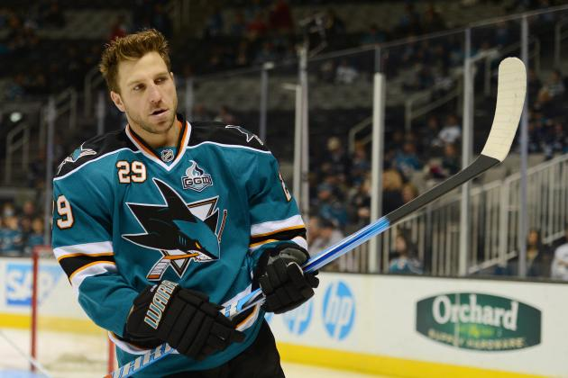 Ryane Clowe Trade Rumors: Ranking San Jose Sharks Forward's Best Landing Spots