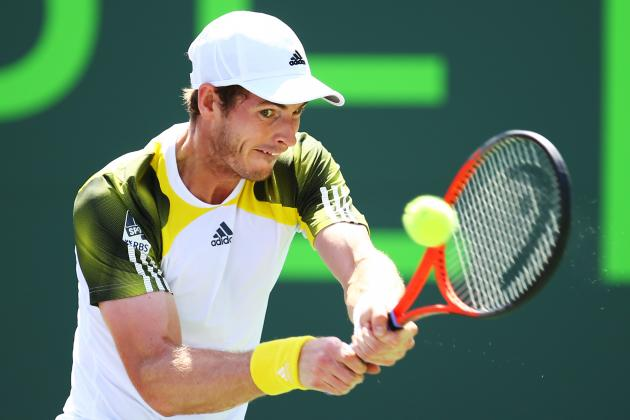 Murray Captures 2nd Sony Open Title