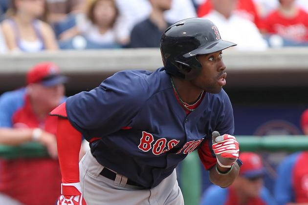 Jackie Bradley Jr. Will Be Opening Day Left Fielder for Red Sox